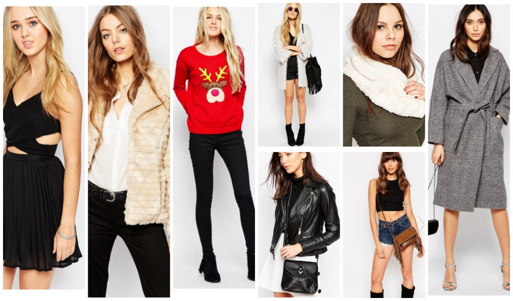 asos black friday selection