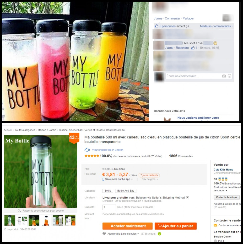 mybottle aliexpress facebook