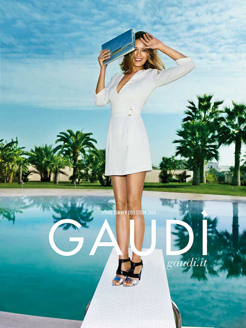 GAUDI collection été 2016