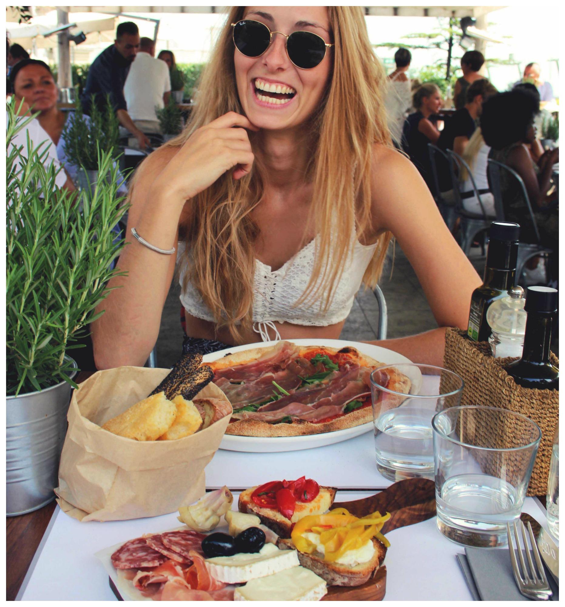 city trip à milan: à manger obica duomo