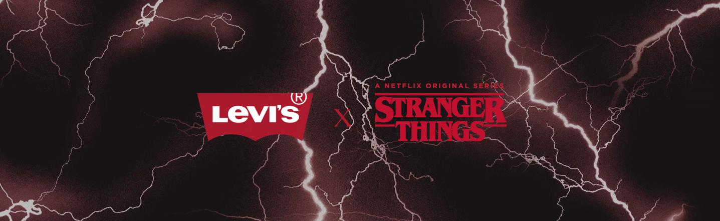 stranger things levi's