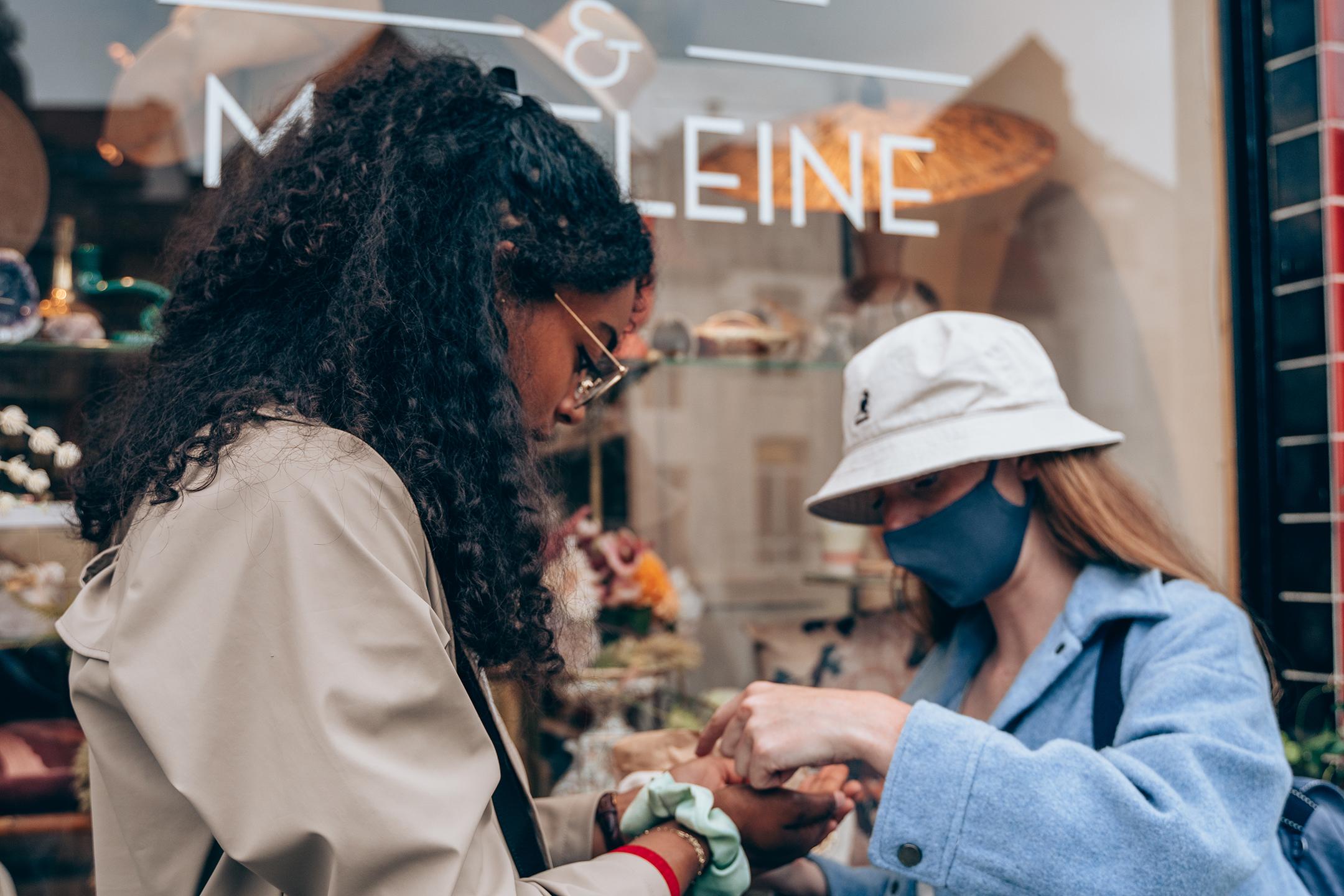 Louise et madeleine - gand magasin bijoux